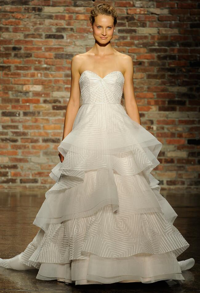 Haley Paige Spring 2014 Wedding Dresses/ Lana
