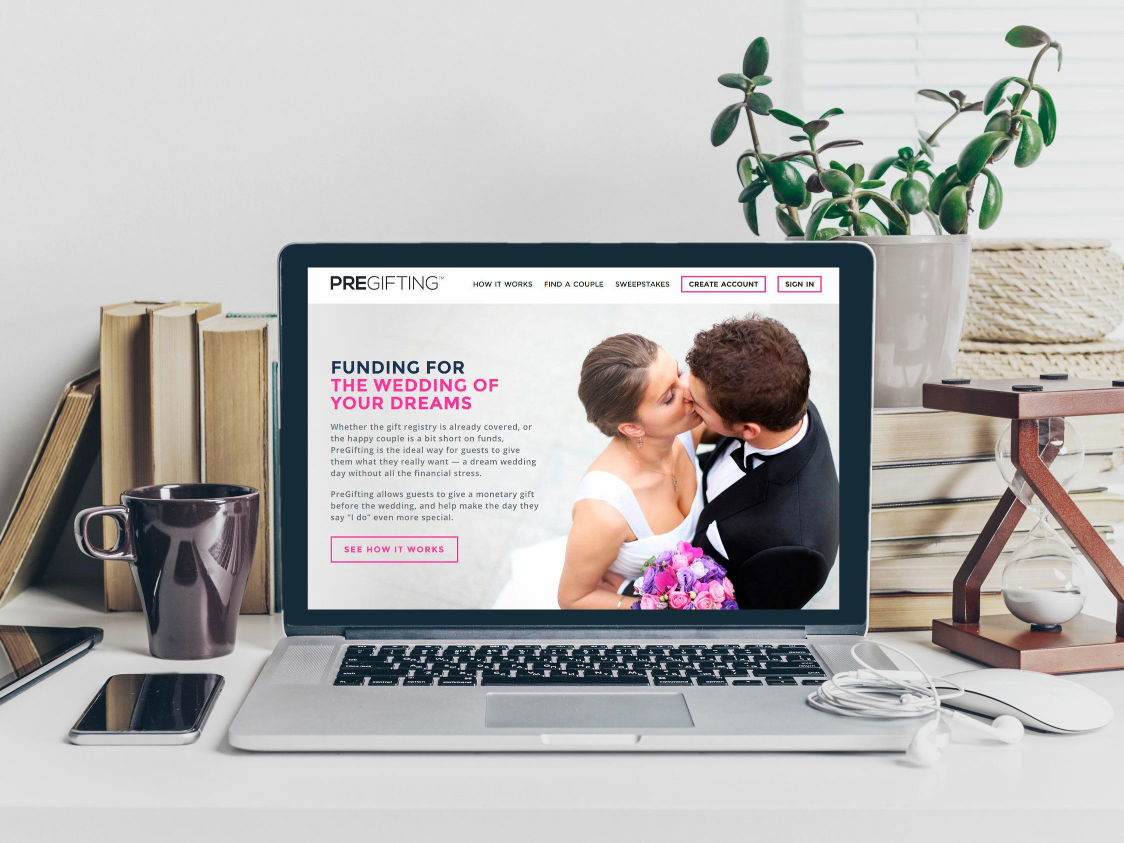 PreGifting Is a New Wedding Crowdfunding Website—Would You Use It?