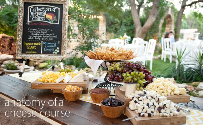 The Cheese Course Is Making A Comeback At Weddings Read The Tips
