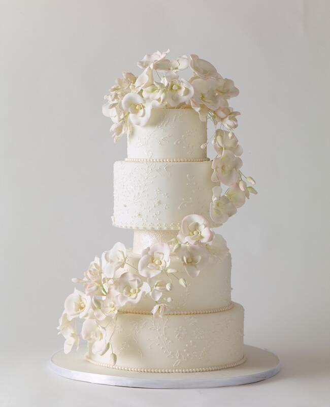 Cascade Wedding Cakes |<img class=