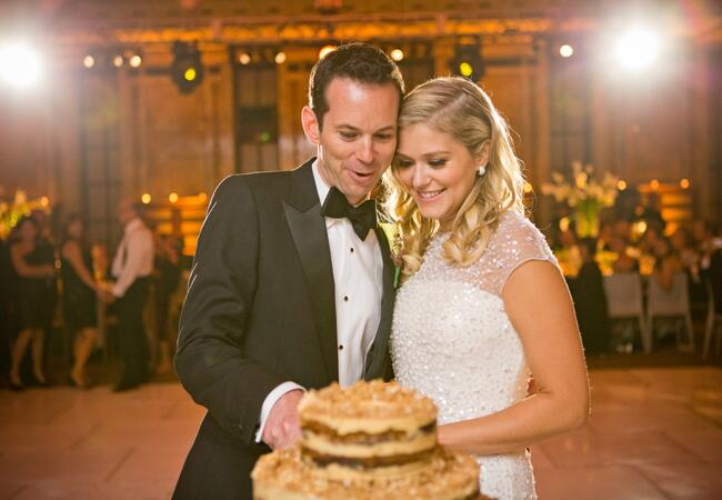 Photo: Dave Robbins Photography // Featured: The Knot Blog