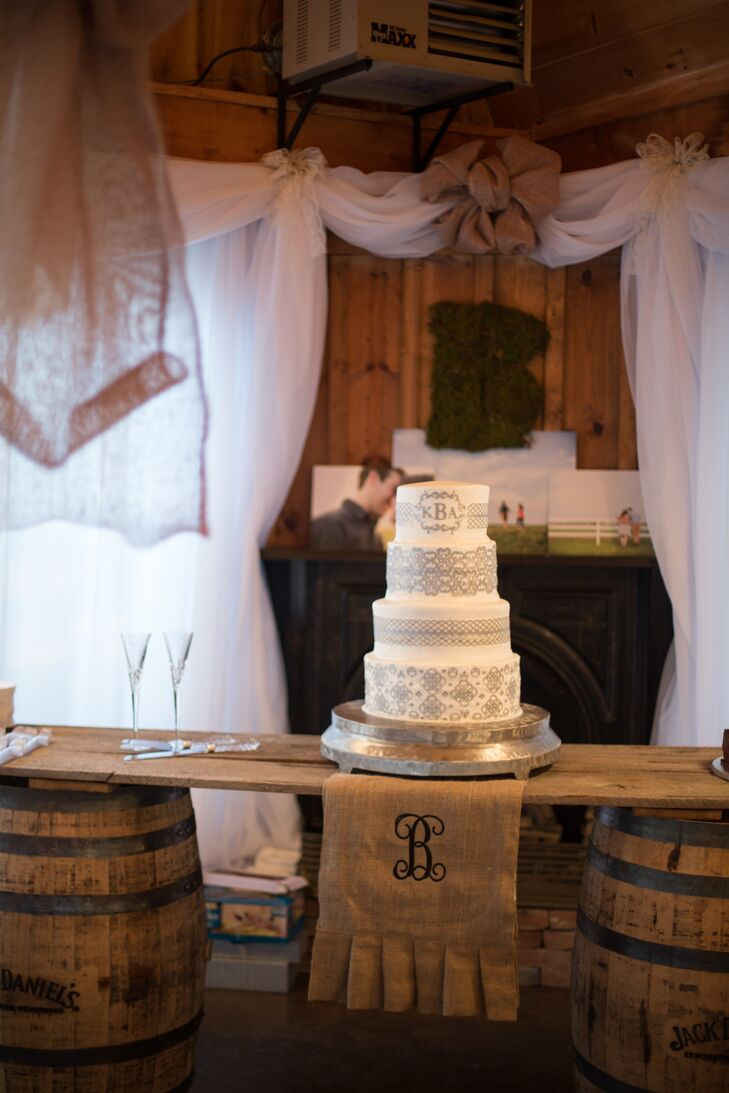 A rustic fall barn wedding at dripping spring baptist - Southern home designs russellville ky ...