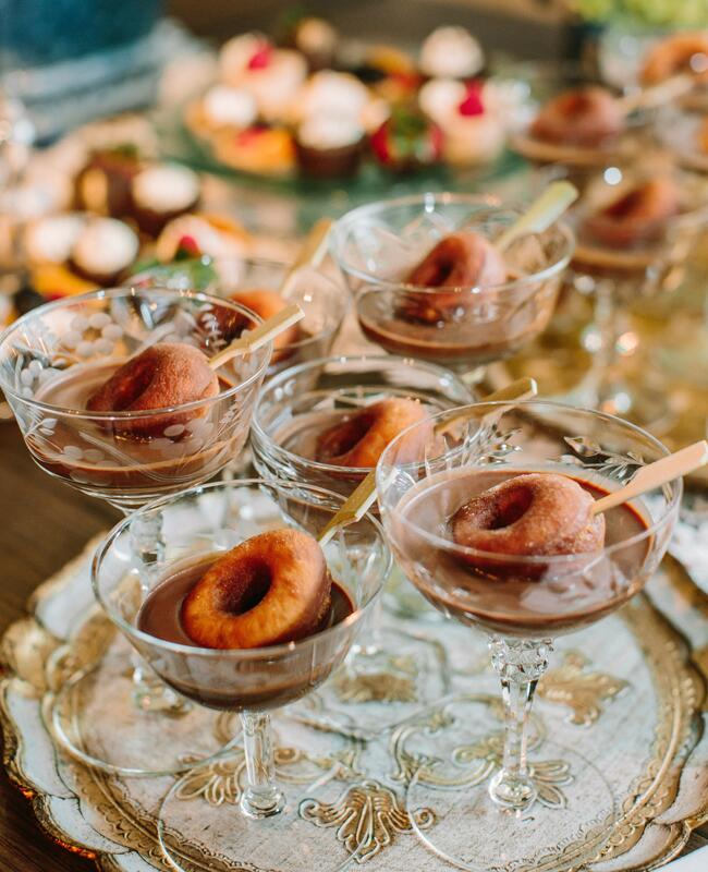 7 Sweet Ways To Incorporate Donuts Into Your Wedding
