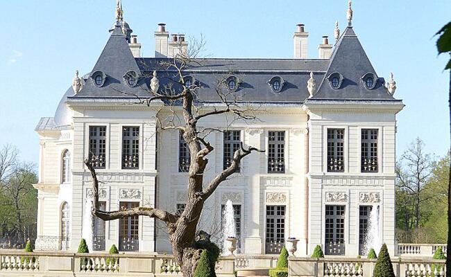 Chateau: INF Photo / TheKnot.com
