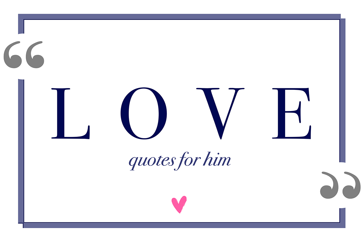 108 love quotes for him