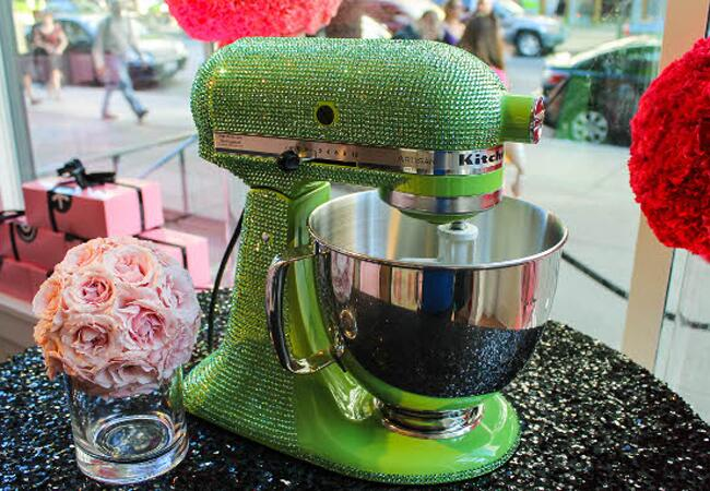 Bedazzled KitchenAid
