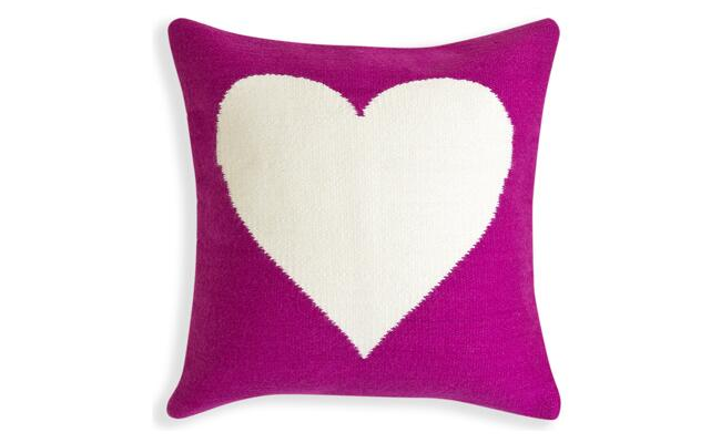 jonathan adler throw pillow / The Knot Blog