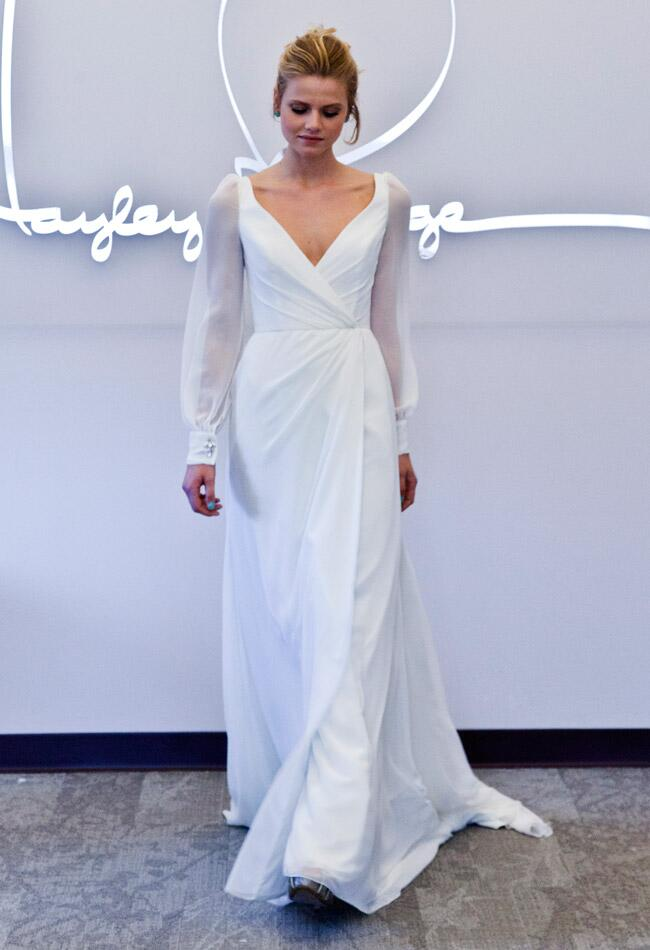 Blush by Hayley Paige Fall 2014 |<img class=