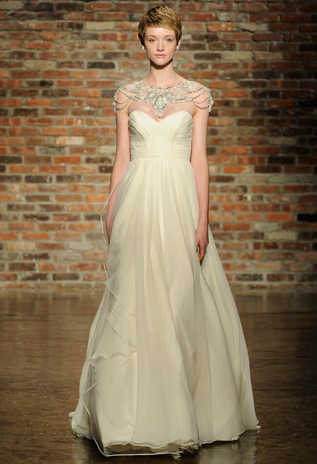 Haley Paige Spring 2014 Wedding Dresses/ Paloma