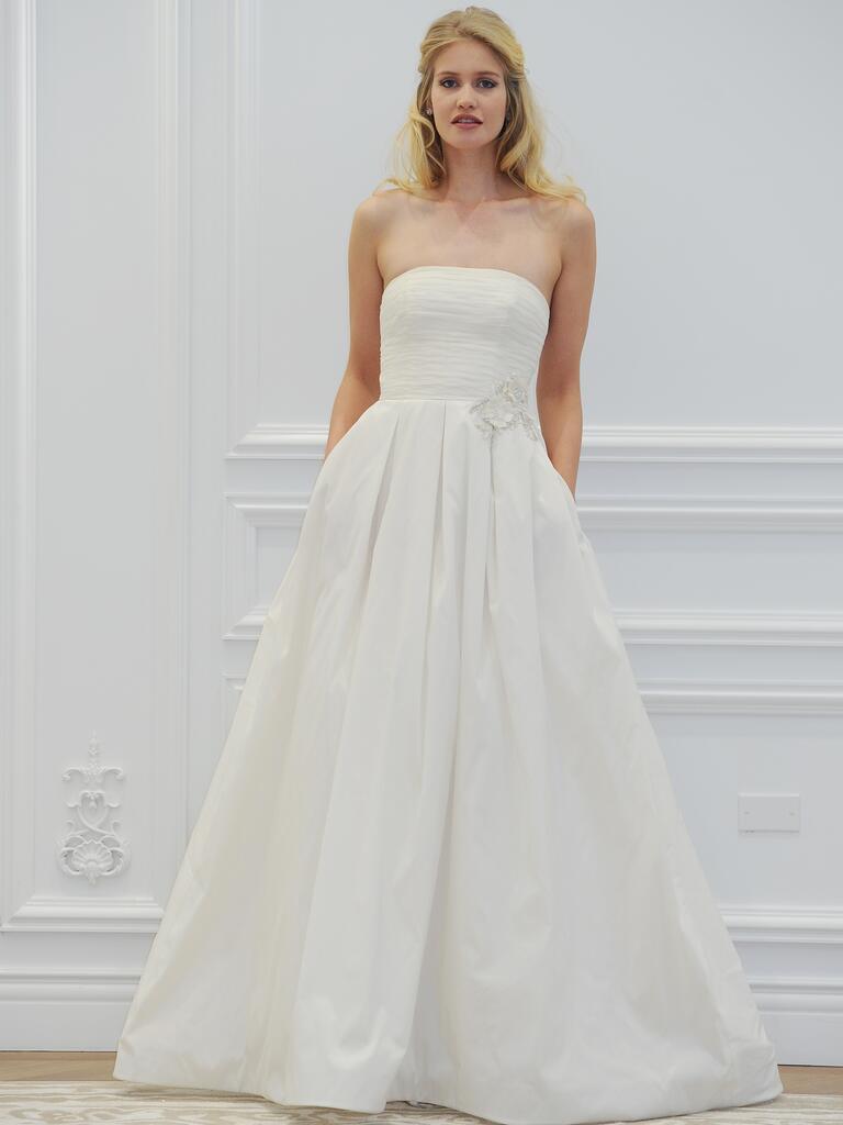 Strapless Wedding Dresses With Pockets - Wedding Dress Ideas