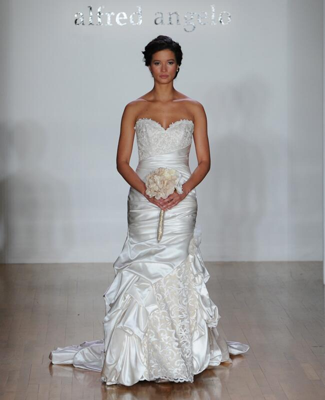 Alfred Angelo Spring 2014 Wedding Dresses