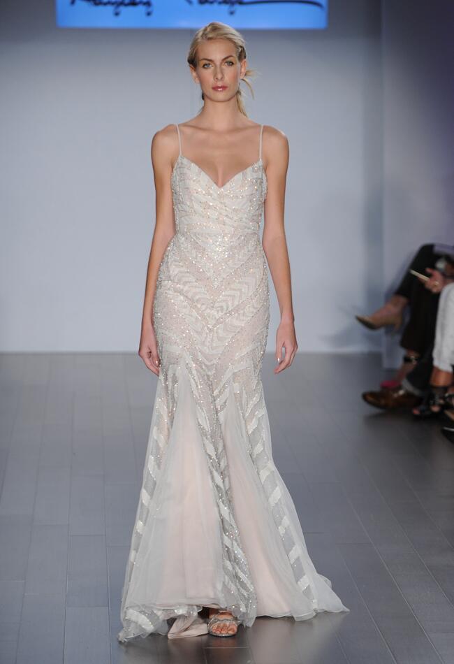 Hayley Paige Wedding Dresses Spring 2015 | Kurt Wilberding | blog.theknot.com