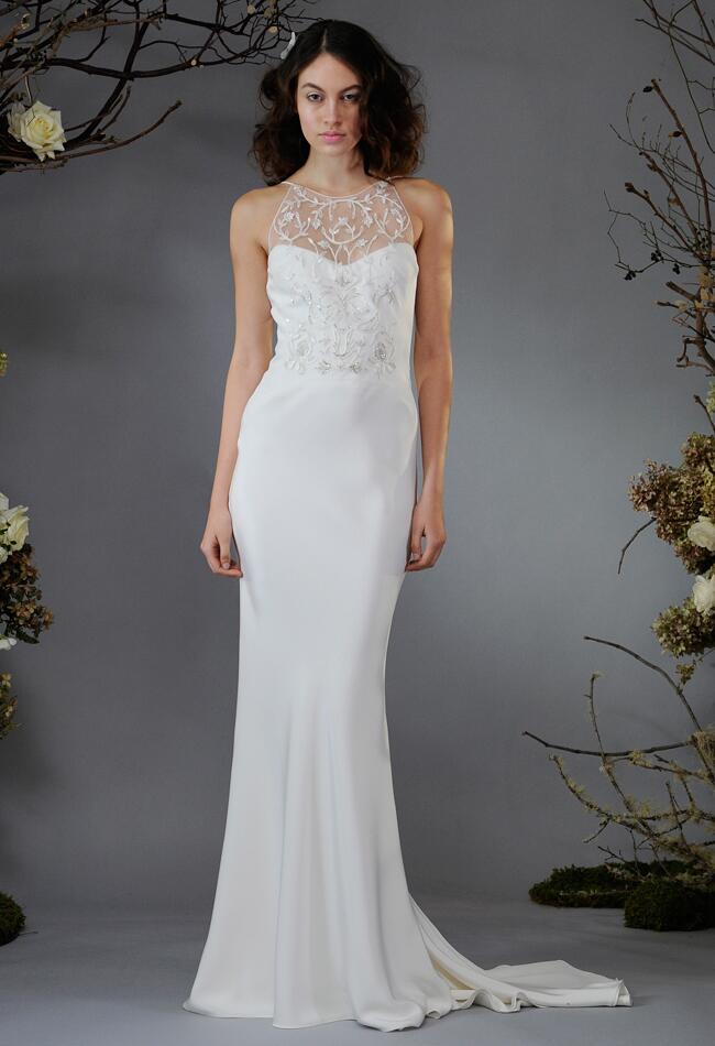 Elizabeth Fillmore Spring 2014 Wedding Dresses