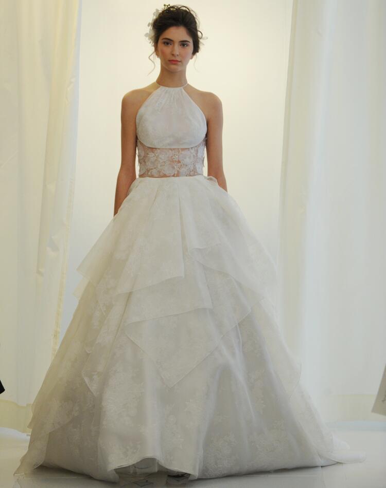 Angel Sanchez Wedding Dresses Spring 2016 Hit Bridal