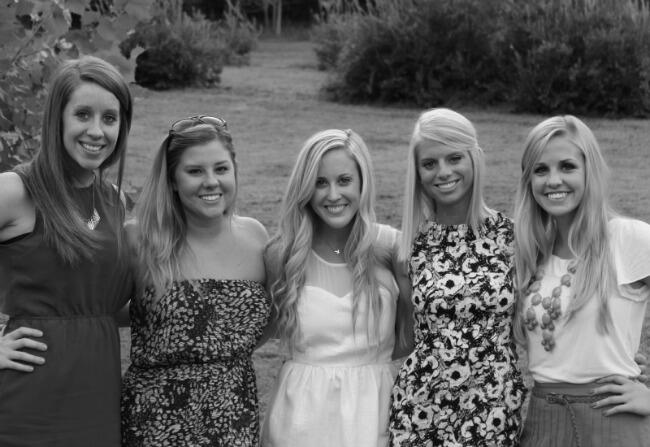 My Bridesmaids (And Best Friends!)