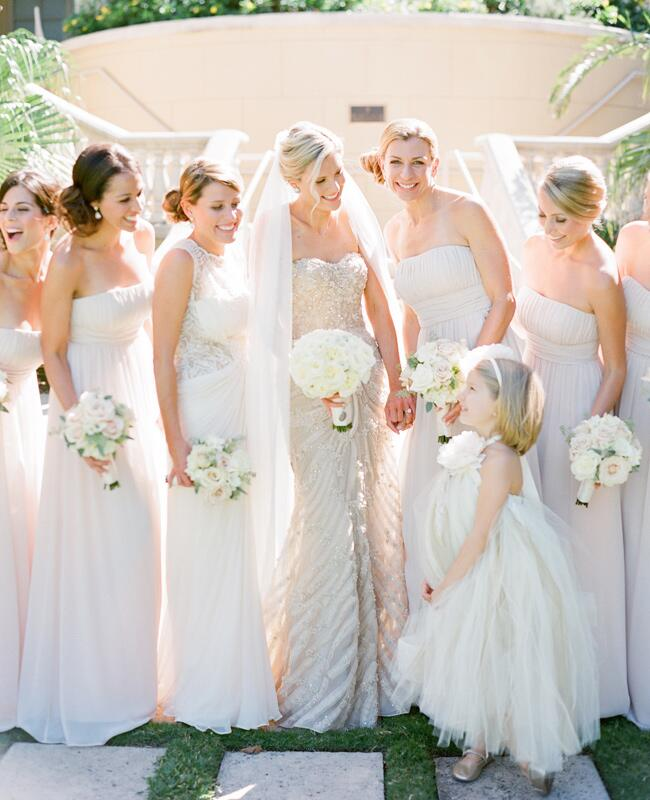 Alternatives to the Traditional Bridesmaid Looks