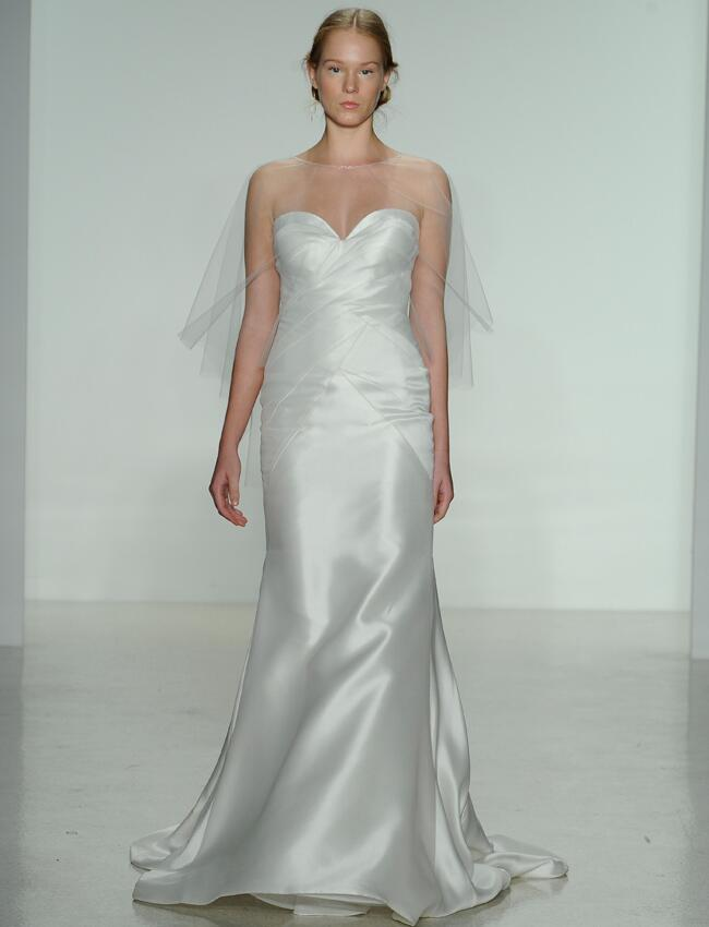 Kelly Faetanini Fall 2014 Wedding Dresses/ Delaney