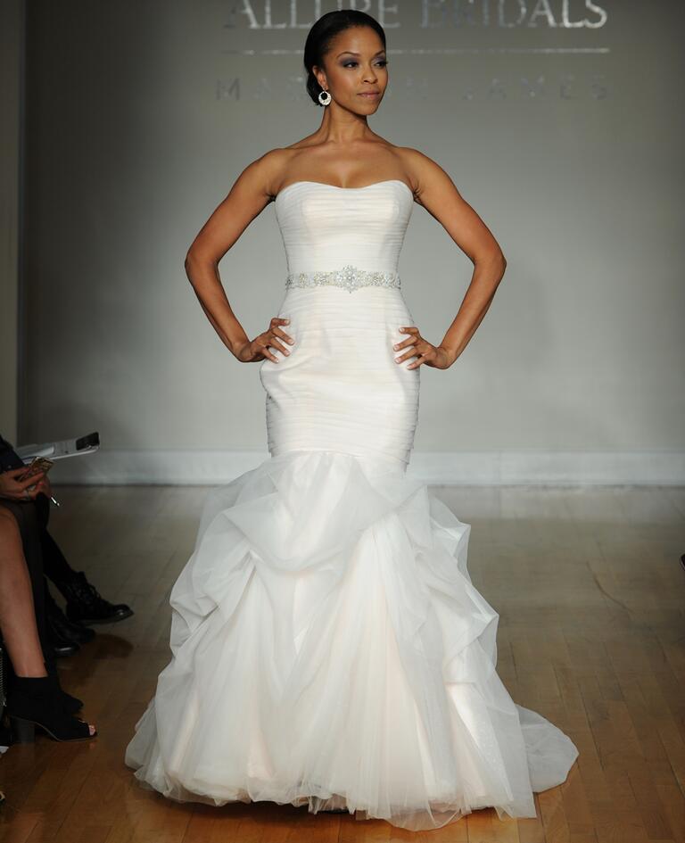 Allure Spring 2016 Collection: Wedding Dress Photos