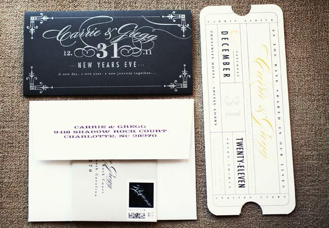 Hollywood Themed Invitation for perfect invitations sample