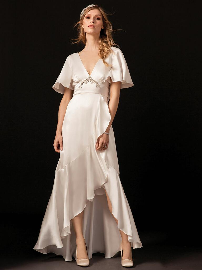 Temperley London Spring 2018 Collection Bridal Fashion