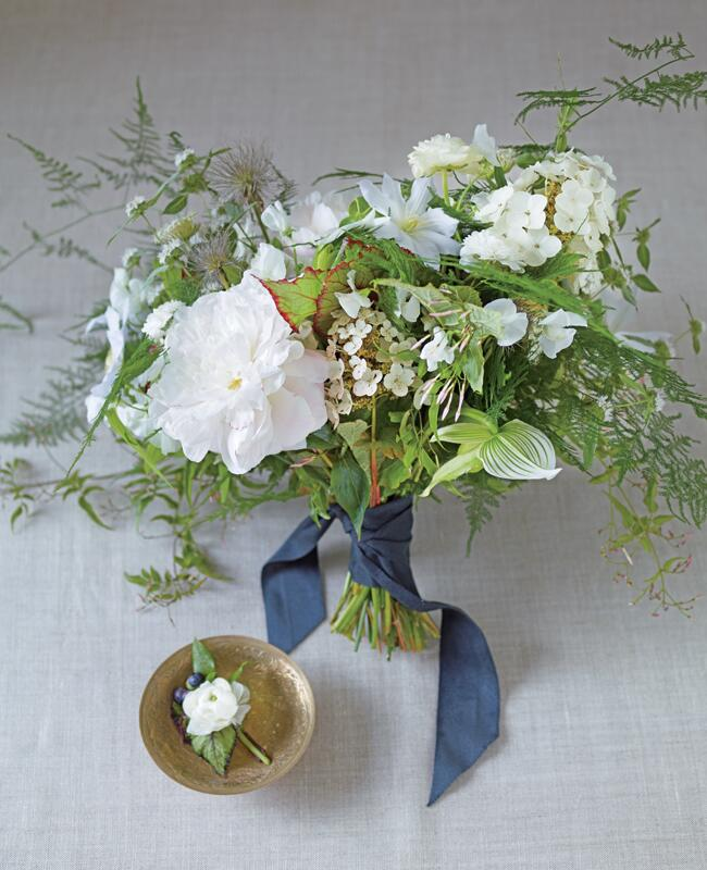 Rustic wedding bouquet | Philip Ficks | blog.theknot.com