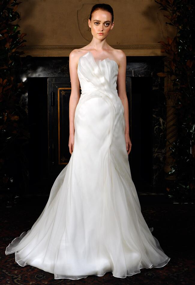 Austin Scarlett Fall 2014 Wedding Dresses