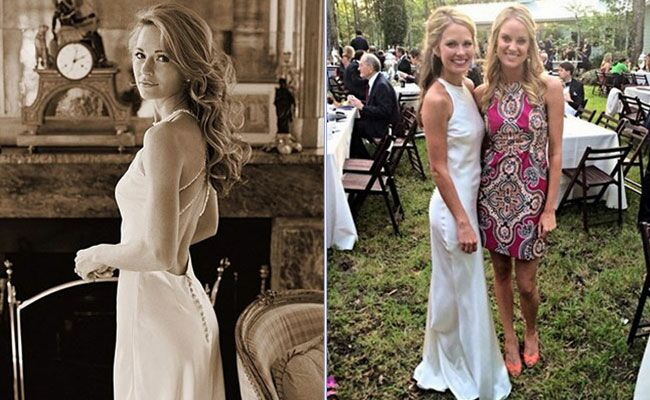 See Southern Charm Star Cameran Eubanks S Wedding Dress And Get The Look