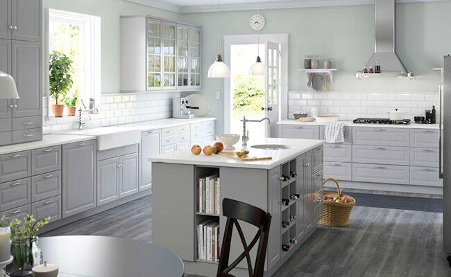 Get The Inside Scoop On Ikea S Latest Kitchen Design System Sektion