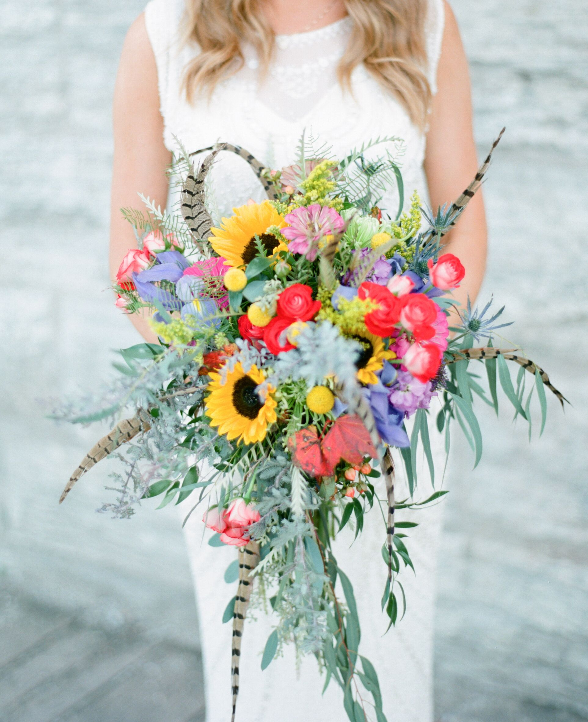 Alternative bridal bouquet trends to try this wedding season izmirmasajfo