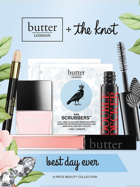 The Knot x Butter London