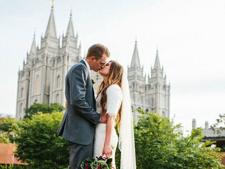What My Mormon Wedding Was Really Like
