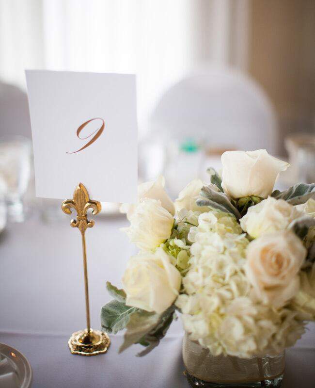 Photo: Lauren Gabrielle Photography // The Knot Blog
