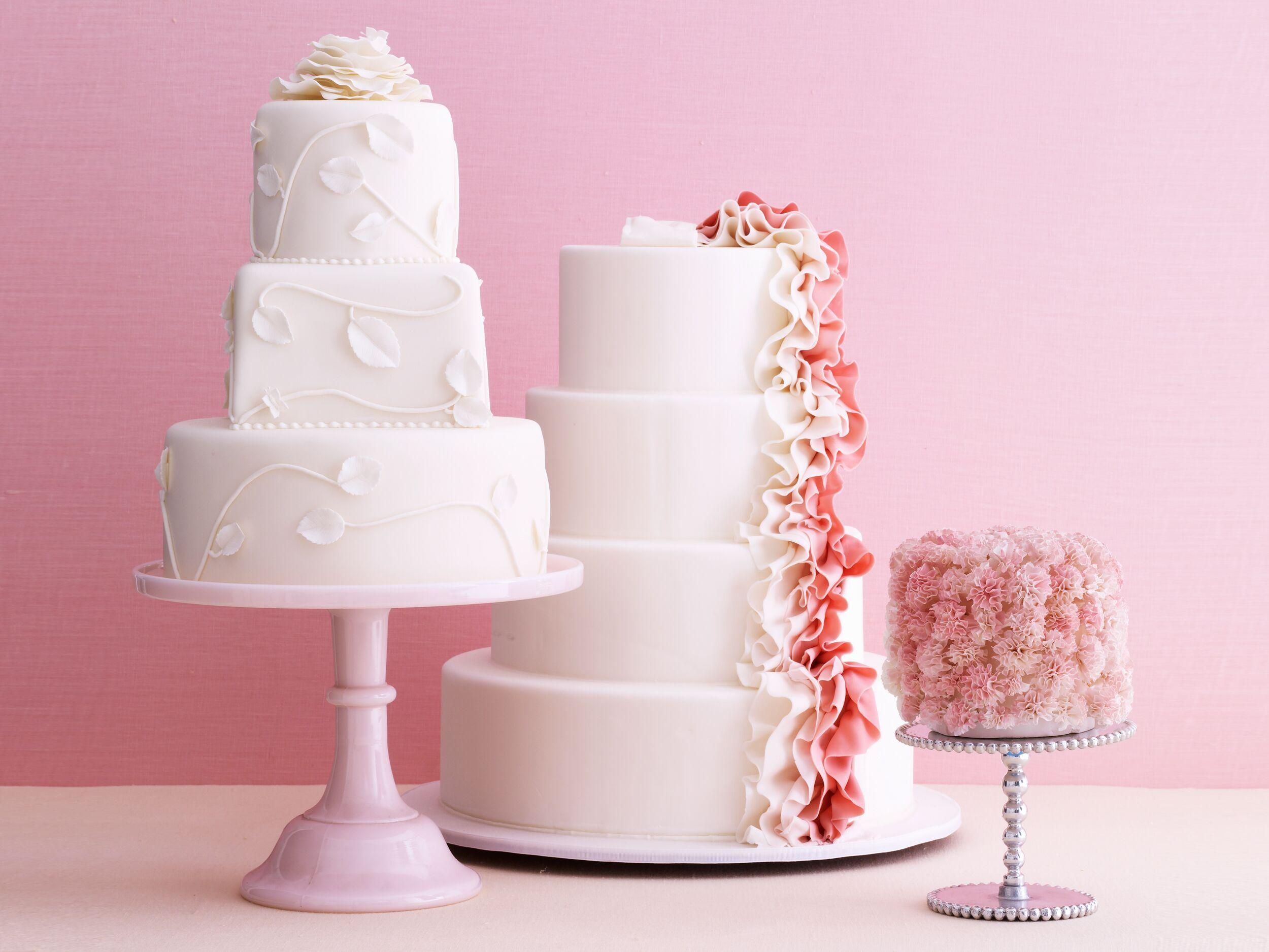 Wedding Cake Shapes 101