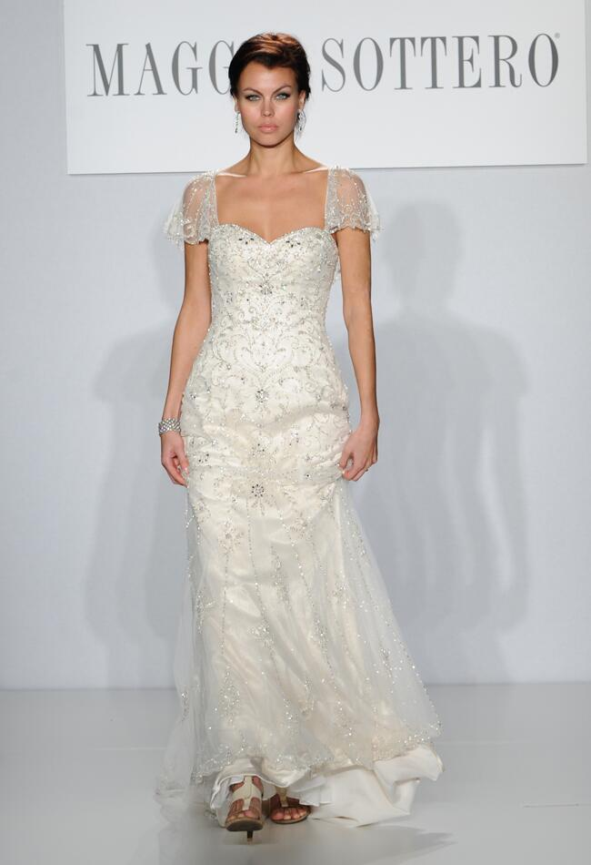 Maggie Sottero Spring 2014 Wedding Dresses