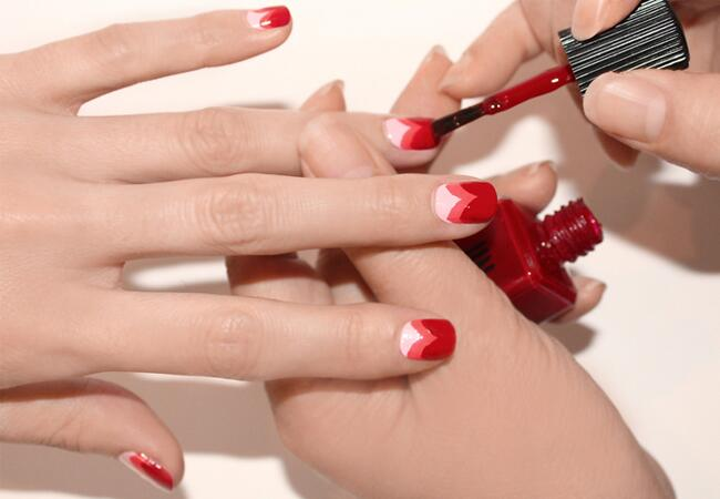 Jin Soon Nail DIY // Featured: The Knot Blog