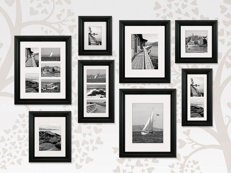 Kohl's malden portrain matted gallery frames
