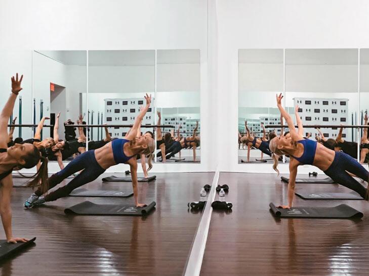 Body By Simone fitness class