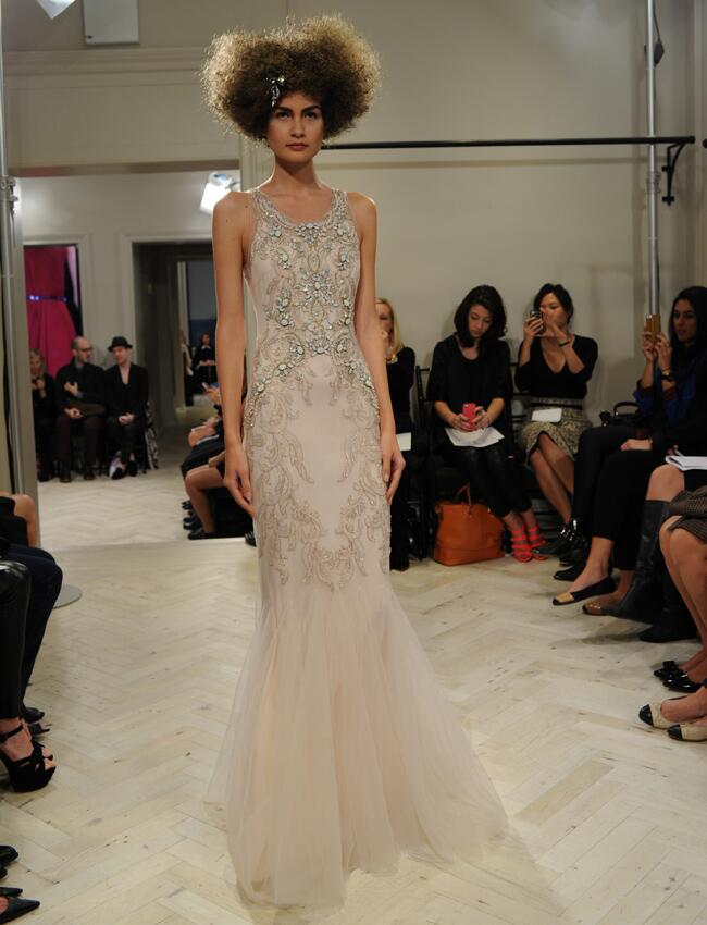 Badgley Mischka // The Knot