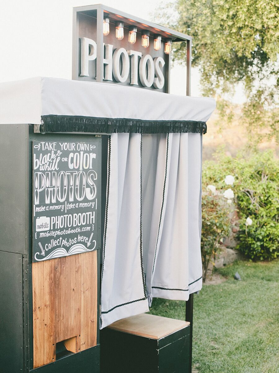 Wedding Photo Booth Ideas Youll Love