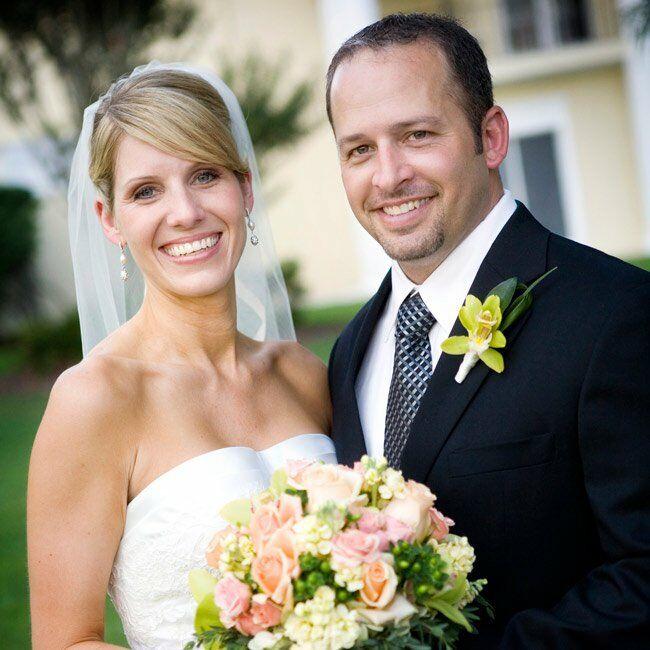 Outdoor Wedding Ceremony Orlando: Stephanie & Ted: An Outdoor Wedding In Orlando, FL