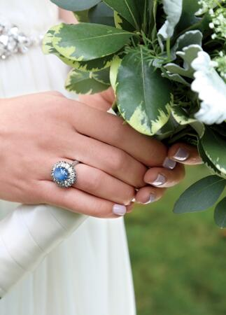 Meg Matyia Photography / The Knot Blog