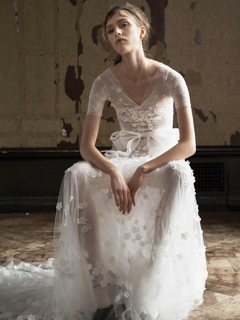 Vera wang shows unconventional video announcing new for New vera wang wedding dresses