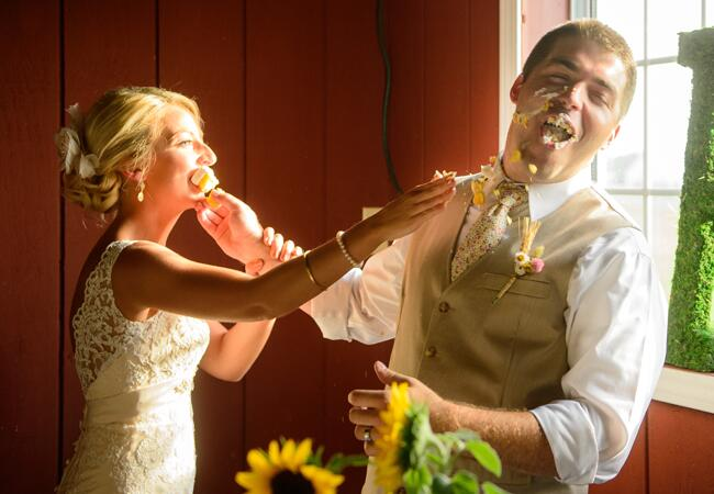 Photo: Adam Padgett Weddings // Featured: The Knot Blog