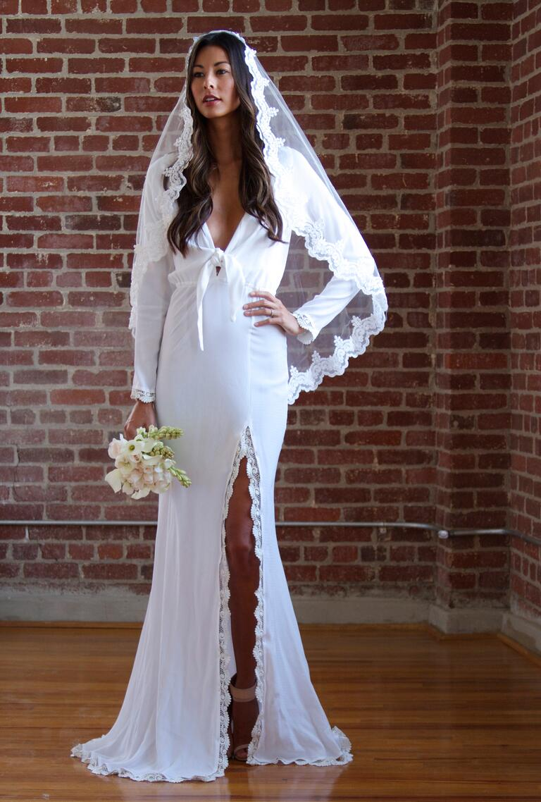 We re in love with stone cold fox s new boho wedding dresses for Stone cold fox wedding dress