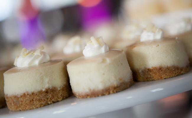 Mini Cheesecake |<img class=