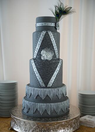 Groom's Cake // Photo: Carla Ten Eyck