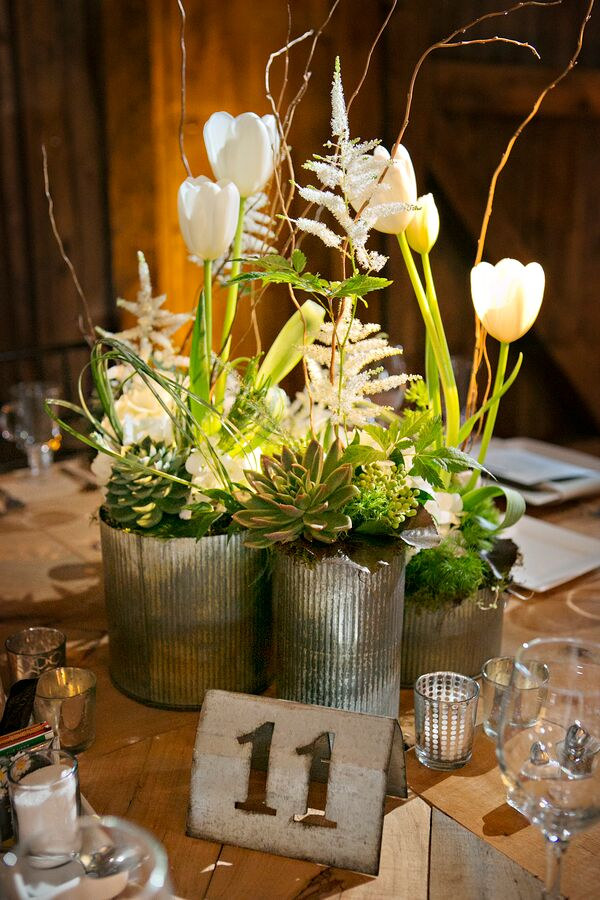 Alternative Tulip Wedding Bar Drinks