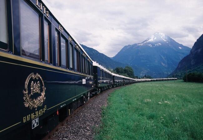 Venice Simplon Orient Express, Europe
