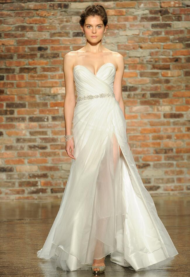 Jim Hjelm Spring 2014 Wedding Dresses
