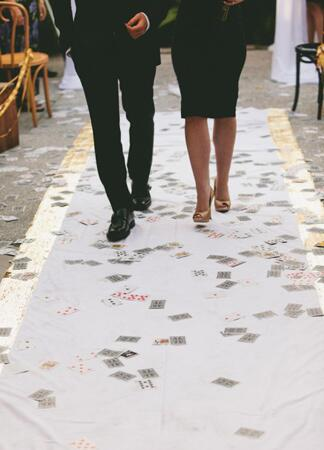 Creative Aisle Runners by Jesi Haack